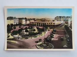 Carte Postale : 64 PAU : Vue Générale De La Place G. Clemenceau, Animé - Pau