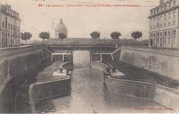 CPA Toulouse - Les Canaux à Toulouse - Ecluse Saint-Pierre, Canal De Brienne - Toulouse