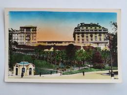 Carte Postale : 64 PAU : Sortie De La Gare - Pau
