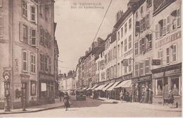 57 - THIONVILLE - RUE DU LUXEMBOURG - RESTAURANT A L'ETOILE - VIEILLE POMPE A ESSENCE - Thionville