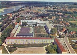 58) COSNE-SUR-LOIRE : Vue Aérienne - Le Lycée - Cosne Cours Sur Loire