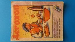 AEROXON PUBLICITE POUR UN RUBAN ANTI MOUCHES - Advertising