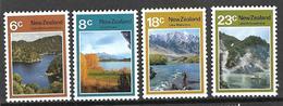 8Bv-770: Restje Van  4 Zegels N° 576/9: Postfris... ...verder Uit Te Zoeken... - Nouvelle-Zélande