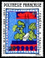 POLYNESIE 1980 - Yv. PA 153 **   Cote= 11,50 EUR - Tableau De Matisse  ..Réf.POL23679 - Neufs