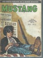 MUSTANG  N° 38   - LUG  1975 - Mustang