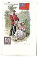 La Poste à LA TRINIDAD - Offert Par La Chocolaterie D'Aiguebelle - Trinidad