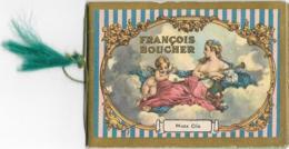 Calendarietto FRANCOIS BOUCHER 1951 - Calendari