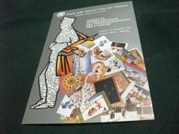 Giornata Internazionale Dei Postelegrafonici Per L'unicef GENOVA 1981 ANNULLO SPECIALE - Poste & Postini