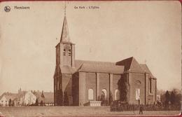 Hemixem Hemiksem Kerk L'Eglise Geanimeerd - Hemiksem