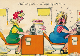 HUMOUR : Produire, Produire... Toujours Produire... (1974) - Humour