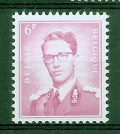 BELGIE Boudewijn Bril * Nr 1069 P3 * Postfris Xx * FLUOR  PAPIER - 1953-1972 Lunettes