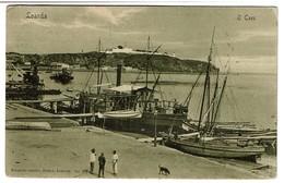 Angola - Loanda - O Caes - 1911 - Edit. E. Osorio N° 425 - 2 Scans - Angola