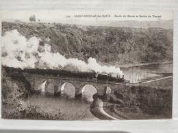 Saint-Nicolas-des-Eaux Bords Du Blavet Et Sortie Du Tunnel - Autres Communes