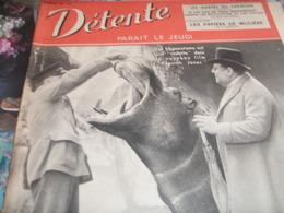 HIPPOPOTAME /DANIELLE DARRIEUX/LE VIGAN LECLERC WILMS/HENRY LAVERNE /FRED CANDRIX JAZZ BELGE - Livres, BD, Revues