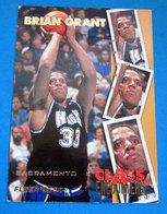 BRIAN GRANT   CARDS NBA FLEER 1996 N 431 - Trading Cards