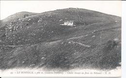 CPA  - LE HOHNECK -CHALET IMMER - France