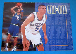 JASON KIDD   CARDS NBA FLEER 1996 N 479 - Altri