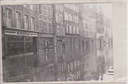 57 - THIONVILLE - PHOTO INONDATION 31.12.1947 - RUE DE PARIS - Thionville