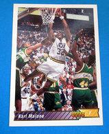 KARL MALONE   CARDS NBA FLEER 1993 N 248 - Altri