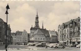 AK 0207  Zwickau - Hauptmarkt Mit Dom / Ostalgie , DDR Um 1963 - Zwickau