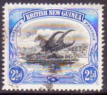 PAPUA (BRITISH NEW GUINEA) 1901 SG #4 2½d Used Wmk Horizontal CV £10 - Papua New Guinea