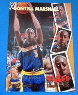 DONYELL MARSHALL   CARDS NBA FLEER 1996 N 436 - Altri