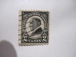 USP Harding And Washington 2 CENTS TBE - Used Stamps