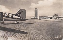CPSM Alger - L'aérogare De Maison Blanche - L'aire D'atterrissage - Alger