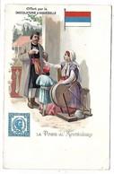 La Poste Au MONTENEGRO - Offert Par La Chocolaterie D'Aiguebelle - Montenegro