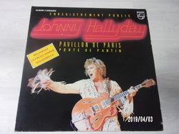 Johnny Hallyday - Pavillon De Paris 1979 - Rock