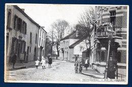 Neufchâteau. Rue De Longlier. Passants. 1934 - Neufchateau