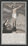 Leonardus Crevaels-sleydinge 1830-ertvelde 1911 - Devotion Images
