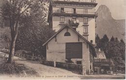 CPA Les Avants - Hôtel De Jaman Et La Dent De Jaman - VD Vaud