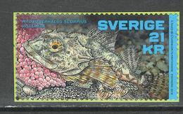 Zweden, Yv 3205 Jaar 2018, Hoge Waarde,   Gestempeld Op Papier - Suède