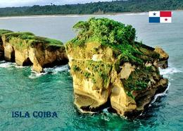 Coiba Island UNESCO Panama New Postcard - Panama