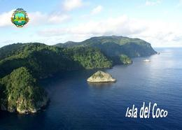 Costa Rica Cocos Island UNESCO New Postcard Kokos-Insel AK - Costa Rica