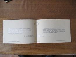 SAINT CLAIR SUR EPTE LE 16 JANVIER 1923 MADEMOISELLE MADELEINE LEROUX AVEC MONSIEUR LEON COLLEVILLE LICENCIE EN DROIT - Mariage