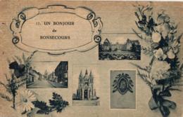 BELGIQUE - HAINAUT - PERUWELZ - BONSECOURS - Un Bonjour De ... - Péruwelz