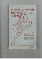 NOUVEAU RECUEIL DANSES ET BALLETS. Melle M. AUDEMARS. Prof. D'éducation Physiqye. 1947. - Culture