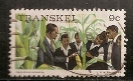 TRANSKEI    OBLITERE - Transkei