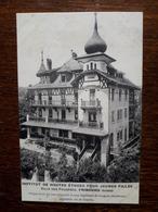 L17/222 Suisse. Fribourg. Villa Des Fougeres - FR Fribourg