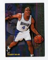 CORLISS WILLIAMSON   CARDS NBA FLEER 1996 N 387 - Trading Cards