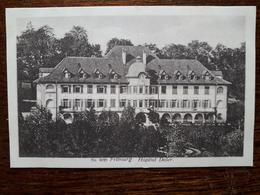 Suisse. Fribourg. Hopital Daler - FR Fribourg
