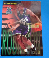 GLENN ROBINSON   CARDS NBA FLEER 1996 N 405 - Trading Cards