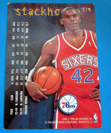 JERRY STACKHOUSE   CARDS NBA FLEER 1996 N 379 - Trading Cards