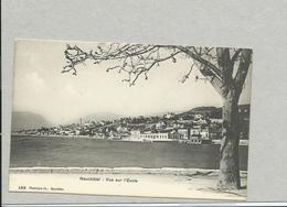 Svizzera Suisse - NEUCHATEL - Vue Sul L'Evole - F/piccolo - NE Neuchâtel