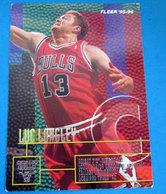 LUC LONGLEY   CARDS NBA FLEER 1996 N 282 - Trading Cards
