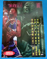 ERIC MOBLEY   CARDS NBA FLEER 1996 N 305 - Trading Cards