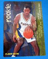 TRAVIS BEST   CARDS NBA FLEER 1996 N 353 - Trading Cards