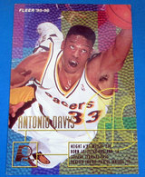 ANTONIO DAVIS   CARDS NBA FLEER 1996 N 295 - Trading Cards